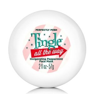 Perfectly Posh Tingle all the Way facemask